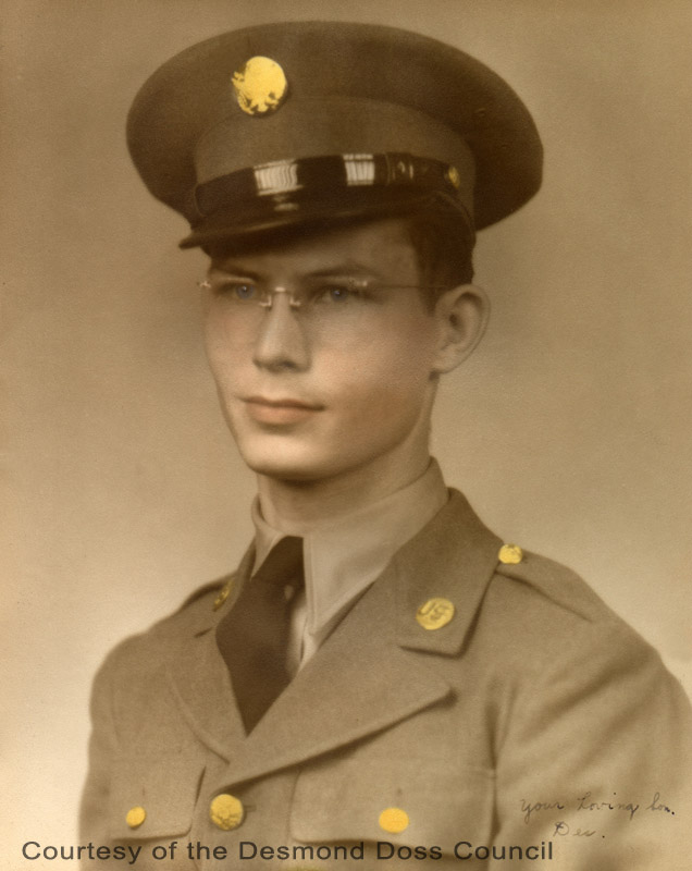 doss single men Of the 16 million men in uniform during world war ii desmond doss received a bronze star for valor with one oak he survived on a single lung, until it too.